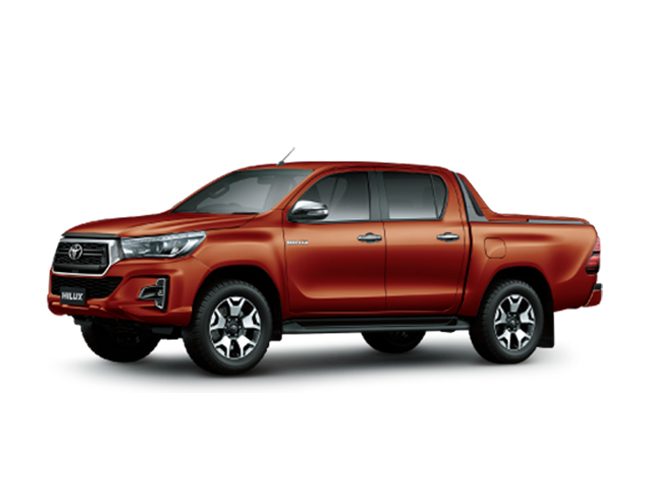 Toyota Hilux 2.8G 4×4 AT