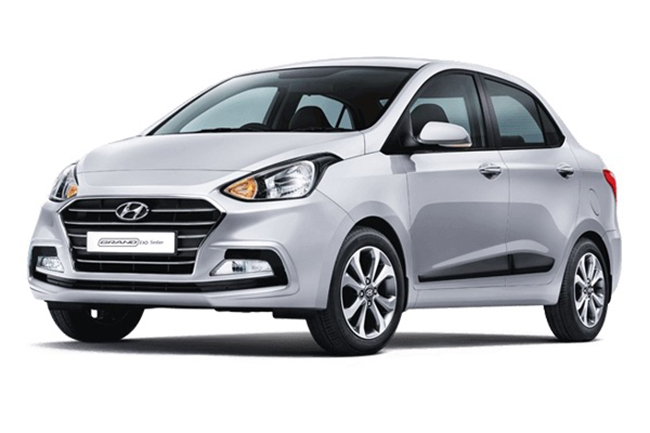 Hyundai I10 sedan 1.2AT