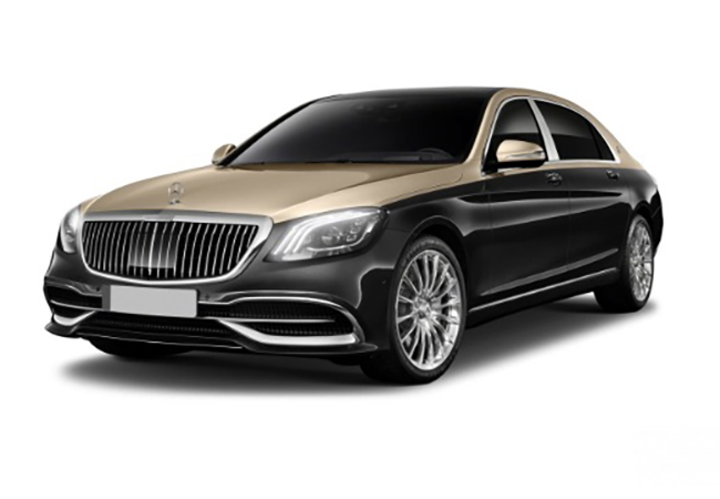 Mercedes Maybach S560 4Matic