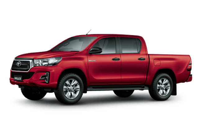 Toyota Hilux 2.4 4×2 AT