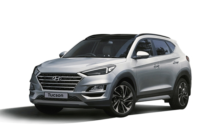 Hyundai Tucson 2.0AT Dầu
