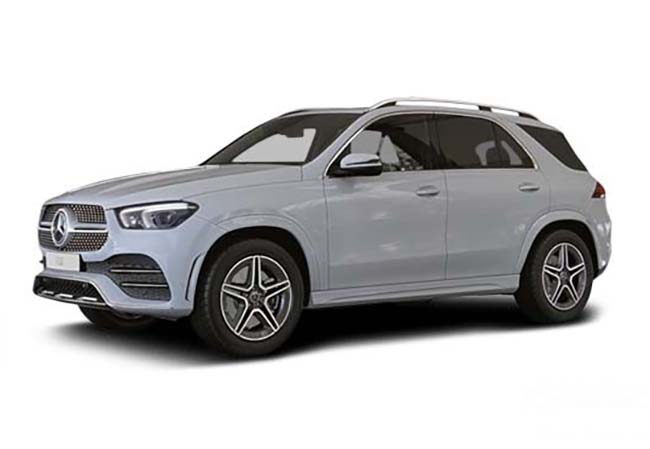 Mercedes GLE450 4Matic